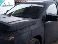 В Сеть попали новые снимки компактного паркетника Fiat