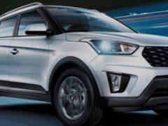 Представлено рендерное изображение Hyundai Creta N-Line