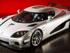 Гиперкар Koenigsegg можно арендовать за 24 000 долларов в месяц