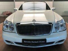 Самый дорогой Maybach в России продают за 130 млн рублей