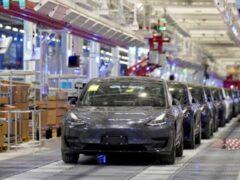 Tesla будет продавать в Европе Model 3 китайской сборки
