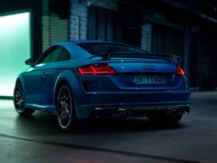 Audi TT S-line Competition plus соединила 2 пакета опций