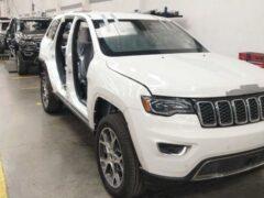 Jeep выпустил бронированную версию Grand Cherokee для Мексики