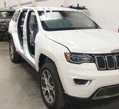 Jeep Grand Cherokee, бронированная версия