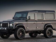 Ателье Himalaya представило свою версию Land Rover Defender