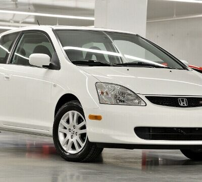 Honda Civic SiR, 2003 года выпуска
