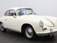 В старом гараже нашли 57-летний Porsche, который стоит больших денег