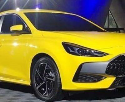 SAICС MG 5, новый седан