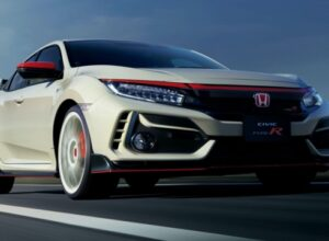 В Сети опубликовали первые изображения новой Honda Civic
