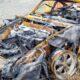 В США продают остатки сгоревшего Porsche 911 от ателье Singer