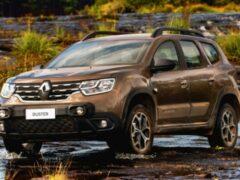 Новые Renault Duster тестируют на АвтоВАЗе с дизельными двигателями