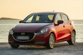 Mazda выпустит собственную версию нового Yaris к 2023 году