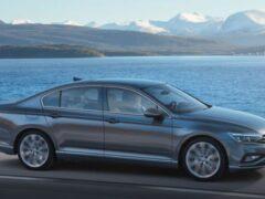 Обновленный Volkswagen Passat лишился 2,0-литрового двигателя
