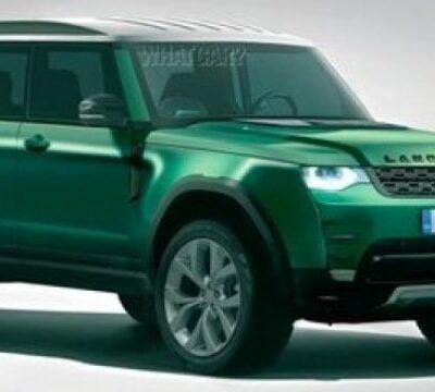 Land Rover, компактный и дешевый внедорожник