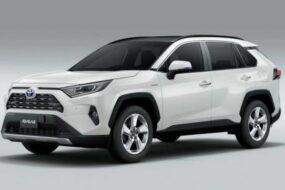 Toyota в октябре увеличила продажи в России на 2%