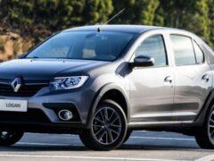 Показали новую версию Renault Logan для России
