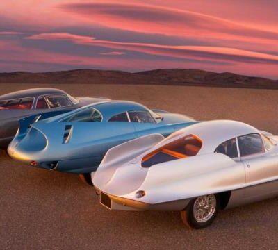 три концепта Alfa Romeo