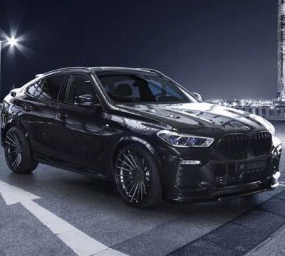 BMW X6, тюнинг