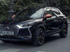 Кроссовер DS 3 Crossback обзавелся новой спецверсией