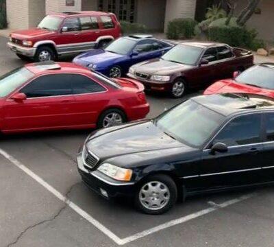 Acura, коллекция авто