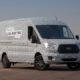 Ford E-Transit 2022 года официально представят 12 ноября