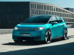 Volkswagen разрабатывает бюджетные электрокары ID.1 и ID.2