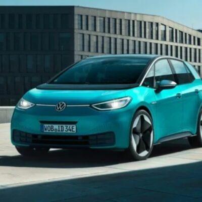 Volkswagen, электрокар