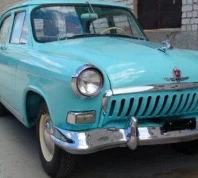 ГАЗ-21, Волга 21В, 1959 года
