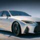 Lexus поднял цены на большинство своих моделей в России