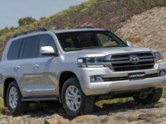В Сети показали рендер нового внедорожника Toyota Land Cruiser 300