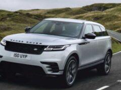 Компания Jaguar Land Rover рассказала о новинках для России на 2021 год