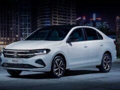 Новый Volkswagen Polo в России получил спортивный пакет