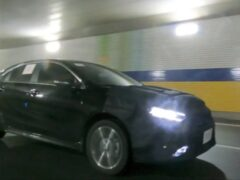 Обновлённый седан Kia Cerato засветился на шпионских снимках