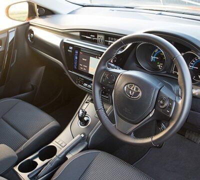 Toyota, правый руль