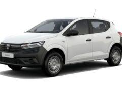 Появилась информация о базовой версии новой Dacia Sandero