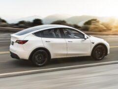 Tesla начала производство электрокара Model Y на заводе в Шанхае