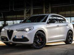 Alfa Romeo анонсировала новую комплектацию для кроссовера Stelvio
