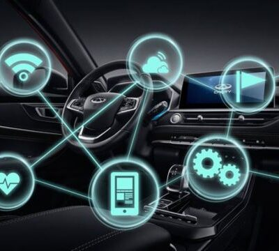 Chery и Huawei, авто будущего