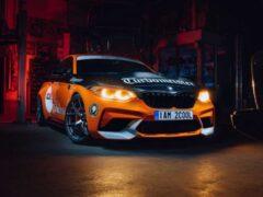 В Нидерландах купе BMW M2 CSL превратили в хардкорный автомобиль