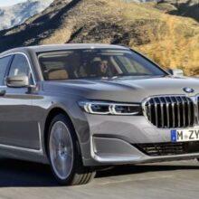 BMW 7-Series 2023 года представят на автосалоне в Мюнхене