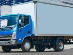 Стала известна стоимость нового бескапотного грузовика ГАЗ
