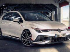 Компания Volkswagen привезет новый Golf в РФ