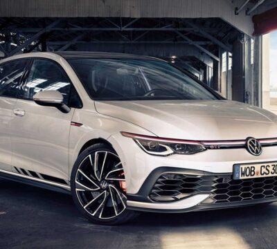 Volkswagen Golf, восьмое поколение