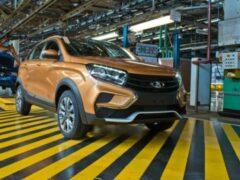 АвтоВАЗ отметил 5-летие выпуска модели LADA XRay