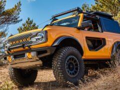 Компания Ford подарит ещё по 100 долларов покупателям нового Bronco
