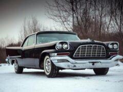 В России продают 63-летний Chrysler за 5 миллионов рублей
