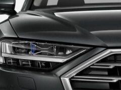 В Audi рассказали о новой оптике кроссовера Audi Q5
