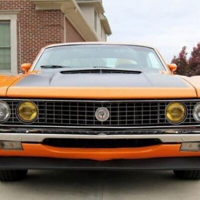 Ford Torino Twister Special 1970 год