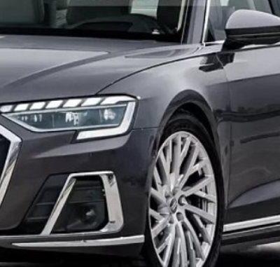 Audi A8, обновленный