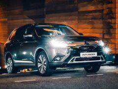 Компания Mitsubishi завершает продажи Outlander GT в России